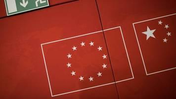 """deutsche china-strategie: """"china ist partner, wettbewerber – und gegenspieler"""""""