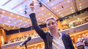 AfD: Landesvorsitz Baden-Württemberg – Alice Weidels Flirt mit dem Flügel