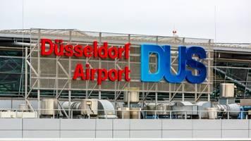 Flughafen Düsseldorf: Passagierflugzeug nach Landung evakuiert