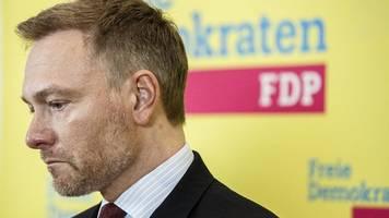 RTL/n-tv-Trendbarometer - Umfrage: FDP büßt nach Wahl-Eklat von Thüringen ein