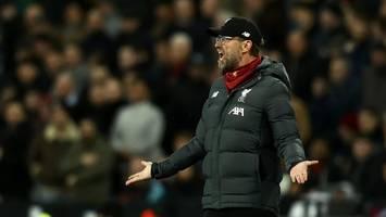 Champions League: Für Jürgen Klopp ist der FC Liverpool kein Titelfavorit