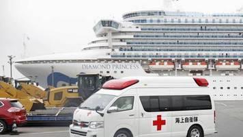 «Diamond Princess»: Deutsche auf Kreuzfahrtschiff mit Coronavirus infiziert