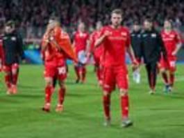 Der 1. FC Union hadert mit einer seltsamen Niederlage