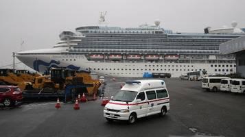 Coronavirus: Kreuzfahrtschiff in Japan – 355 Menschen mit Coronavirus infiziert