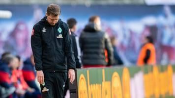Niederlage in Leipzig: Werder hoffnungslos unterlegen - aber Kohfeldt bleibt