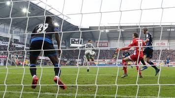 Sieg in Paderborn: Klinsmann-Transfer Cunha lässt Hertha durchatmen