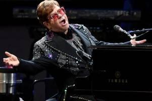 Elton John bricht Konzert ab: Stimme komplett verloren