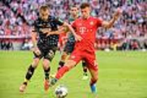 Bundesliga im Live-Stream - So sehen Sie Köln gegen Bayern live im Internet