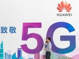5G-Ausbau: Zweifel an US-Vorwürfen gegen Huawei
