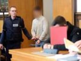22-Jähriger zu lebenslanger Haft verurteilt