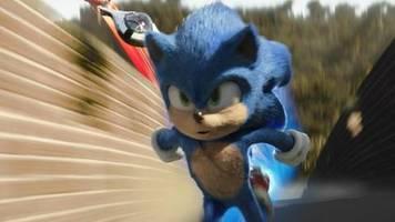 Sonic the Hedgehog: Der blaue Igel hängt alle ab