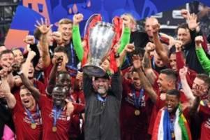 Fussball: In der Champions League jagen alle Klopps FC Liverpool