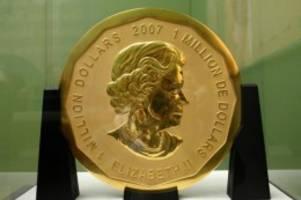 Prozesse: Diebstahl von Goldmünze: Urteilsverkündung am Donnerstag