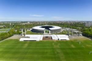 Stadionneubau: Hertha BSC will auf das Berliner Maifeld