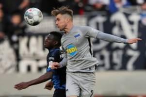 Bundesliga: Pekarik ist bei Hertha endlich wieder wichtig