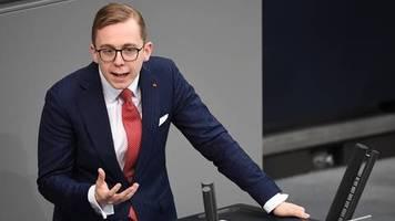 Bundestagsabgeordneter: CDU-Innenpolitiker Amthor will neue Leitkultur-Debatte anstoßen