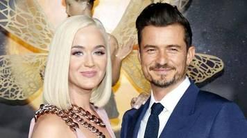 Katy Perry: Sie öffnet Fotoalbum der Verlobungsfeier