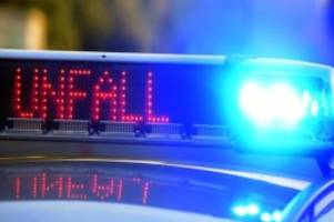 Unfälle: Zwei Schwerverletzte nach missglücktem Überholmanöver