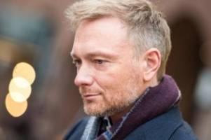 Bürgerschaft: FDP-Wahlkampf: Lindner verteidigt Rücktritt in Erfurt