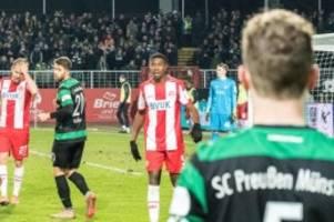 DFB ermittelt: Rassismus-Vorfall in Münster: Drei Jahre Stadionverbot