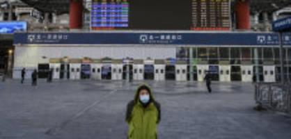 coronavirus: schweizer in china fühlen sich im stich gelassen