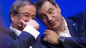 CDU-Vorsitz: CSU-Chef Markus Söder wird zum Kanzlermacher