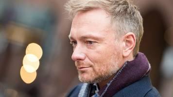 FDP-Wahlkampf: Lindner verteidigt Rücktritt in Erfurt