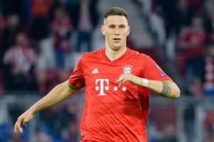 Bayern-Verteidiger Niklas Süle beginnt wieder mit Lauftraining
