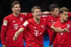 FC Bayern - Paderborn im Live-TV, Stream, Ticker: Übertragung, Ergebnis, Spielstand