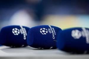 Wo die Champions-League-Spiele übertragen werden