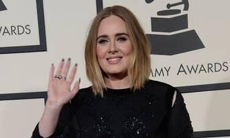 Britischer Popstar Adele kündigt neues Album an