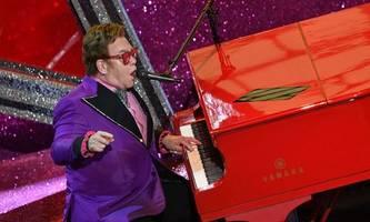 Elton John setzt Tour in Neuseeland nach kurzer Krankheitspause fort