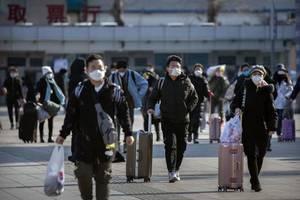 Coronavirus: 100 China-Rückkehrer in Deutschland! Forscher mit Verdacht