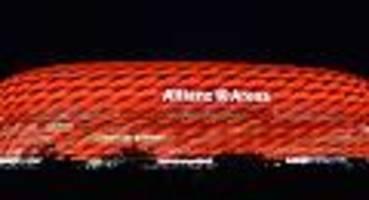 """""""wohl nicht umsetzbar"""" - arena-ausbau auf 100.000 plätze? schlechte nachrichten für fc bayern von der stadt"""
