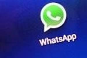 Kein Datenschutz - WhatsApp sammelt Millionen Daten - selbst wenn die App gelöscht ist