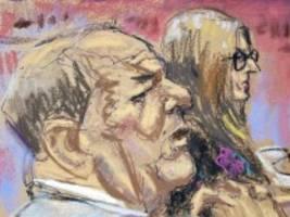 Vergewaltigungsprozess in New York: Jetzt tagt die Weinstein-Jury