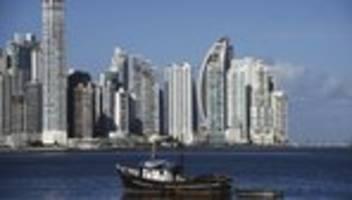 steueroasen: panama und kaimaninseln auf schwarzer liste der eu