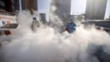 Coronavirus: Bundesregierung schickt weitere Hilfslieferung nach China