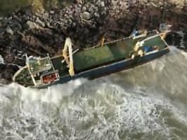 ende einer mysteriösen irrfahrt: geisterschiff stellt iren vor rätsel