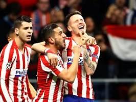 Klopps Elf nicht unbesiegbar: FC Liverpool stolpert bei Atlético Madrid