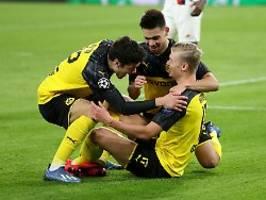 PSG patzt bei Tuchels Rückkehr: Doppelter Haaland schießt BVB zum Sieg