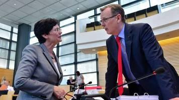 Regierungskrise in Thüringen: Die besondere Beziehung von Ramelow und Lieberknecht