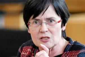 CDU-Politikerin: Thüringens Moderatorin: Das ist Christine Lieberknecht