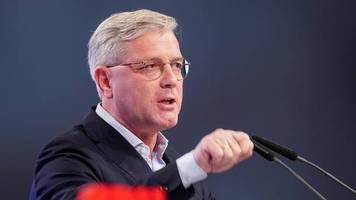 CDU-Krise: CDU-Außenpolitiker Norbert Röttgen will Parteichef werden
