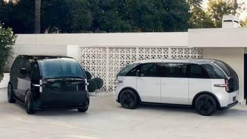 Canoo: Hyundai will zusammen mit Start-up ein Skateboard-Auto bauen