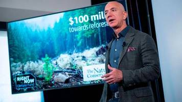Jeff-Bezos-Spende: Zehn Milliarden Dollar gegen den Klimawandel – was lässt sich mit dem Geld anstellen?