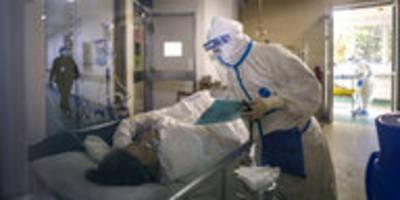 coronavirus in china: krankenhauschef stirbt an virus