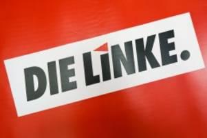 hamburg: linke will eigenen kandidaten aus partei ausschließen