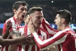 Champions League: Klopp und Liverpool stolpern bei Atlético