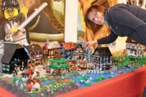 Norderstedt: Ausstellung – Lego-Traumwelten im Feuerwehrmuseum